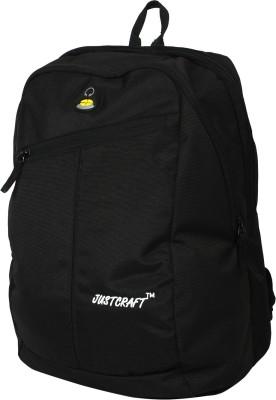 Justcraft Joyo Black 30 L Laptop Backpack