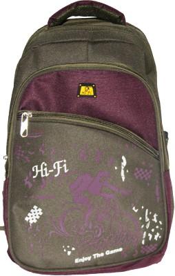 Hi-Fi Stylish Backpack 8 L Backpack