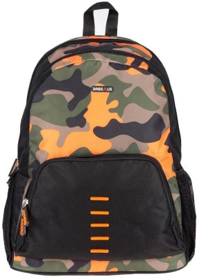 BagsRus Voyager Camo 36 L Laptop Backpack