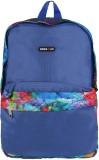 Bags R Us Multi 17 L Backpack (Blue)