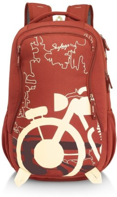 Skybags Raider 03 Rust 26 L Backpack
