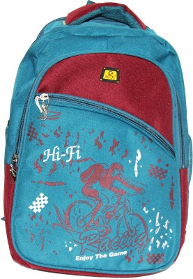 Hi-Fi Stylish bags for boys and girls 8 L Backpack
