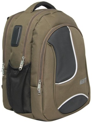 Nerita Khaki 1097 12 L Medium Backpack