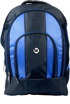 Sk Bags ARL 1 Blue 27 L Laptop Backpack