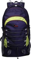 F Gear Elixer 48 L Backpack(Purple, Yellow)