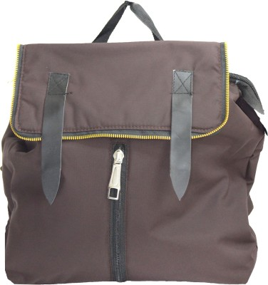 JG Shoppe Quad 15 L Medium Backpack(Brown-855)