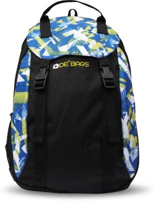 De, Bags Flipper Green 10 L Small Backpack