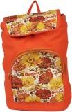 Benicia ORANGE 5 L Backpack (Orange)
