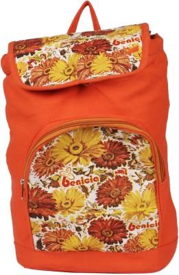 Benicia ORANGE 5 L Backpack