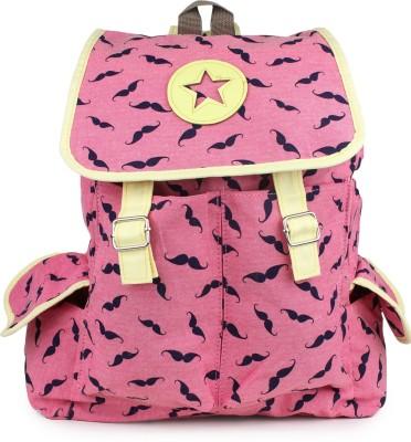 Do Bhai Zeep-1-Pink 18 L Backpack