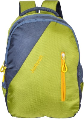 Justcraft Crystal Lite 30 L Backpack(Multicolor)