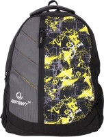 Justcraft Glaxy 25 L Backpack(Yellow)