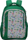 Skybags Footlose Helix 03 Green 26 L Bac...