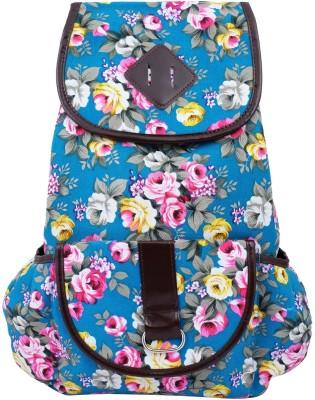 Super Drool floral crush 7 L Backpack