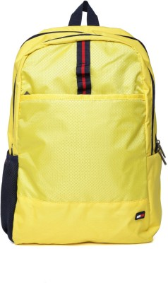 Tommy Hilfiger Andrew 19 L Laptop Backpack(Yellow)