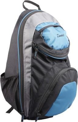 Zwart 214111 25 L Free Size Laptop Backpack