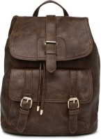 Dressberry Premium 2.2 L Backpack(Brown)