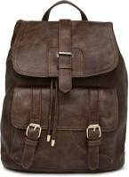 Dressberry Premium 2.2 L Backpack(Brown)