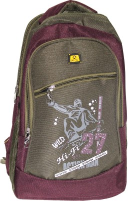Hi-Fi Boys Backpack 7 L Backpack