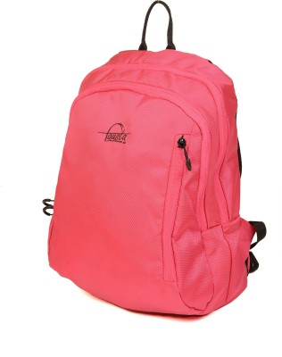 Fausta Double Pink Diamond 15 L Backpack