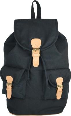 Amryk Decent Black 8 L Backpack