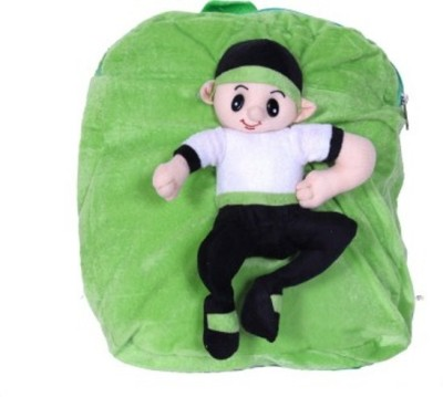 Disha Enterprises Cartoon Cap Boy 5 L Backpack