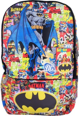 Super Drool Multi Comic Laptop 7 L Backpack
