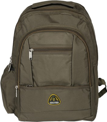 United Bags MoneyBags All Grn 35 L Medium Backpack