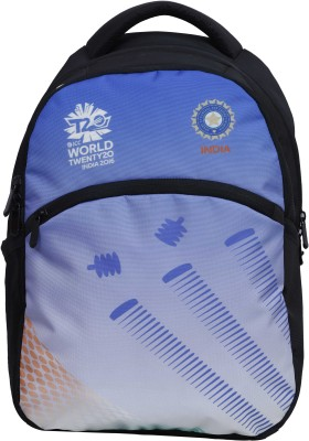 ICC T20 CRICKET WORLD CUP INDIA LAPTOP BACKPACK 25 L Laptop Backpack
