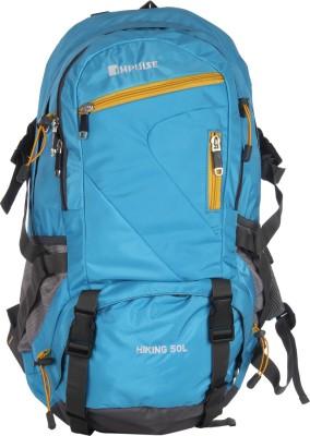 Impulse Rucksack Rowdy Lt. Blue 50 L Laptop Backpack