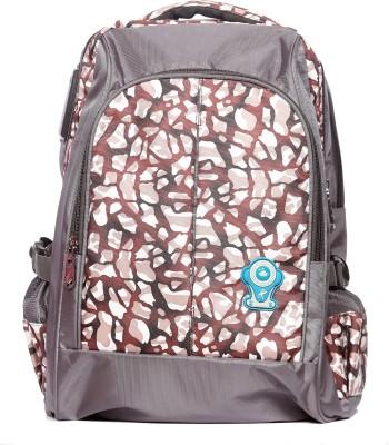 Raeen Plus Grey/-Brown-Pebbles- 10 L Backpack