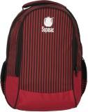 Supasac Stripes 30 L Backpack (Red)