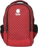 Supasac Polka Dots 30 L Backpack (Red)