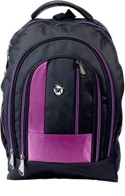 Sk Bags Arl 3 L Shape Violet 27 L Laptop Backpack