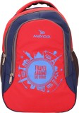 Mayor 17 inch Laptop Backpack (Red)