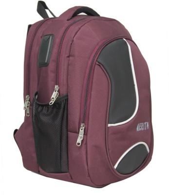 Nerita Purple 1097 12 L Medium Backpack