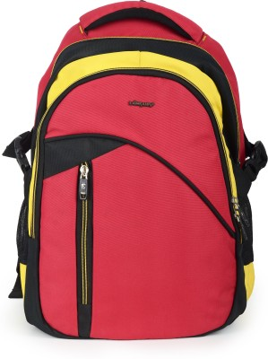 LAWMAN PG3 LAW DOME BGPK PINK YELLOW 2.5 L Backpack