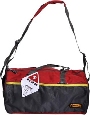 Scholex Red & Black Luggage Backpack 30 L Backpack
