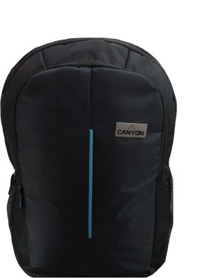 canyon black 5 L Laptop Backpack
