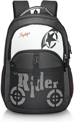 Skybags Raider 01 Black 32 L Backpack