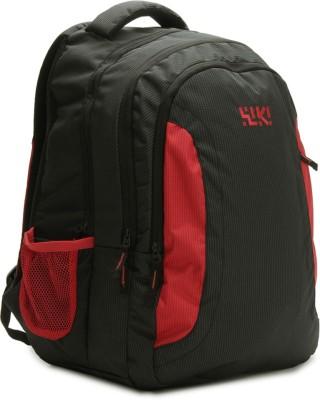 Wildcraft Hyperspin Backpack(Black)