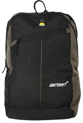 Justcraft Joyo Beige 30 L Laptop Backpack