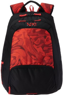Wildcraft Anchor Red 32 L Trolley Backpack