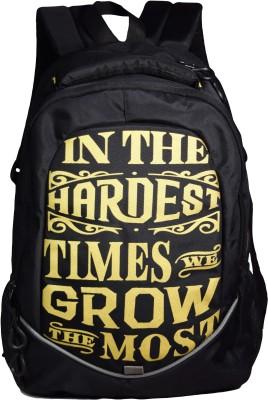 Ideal Premium Black 25 L Laptop Backpack