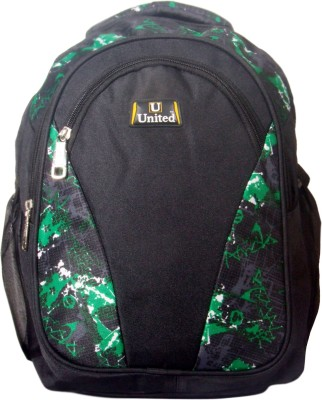 United Bags Camouflage 35 L Medium Laptop Backpack