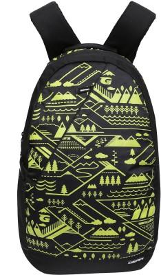 Gear Campus 1 Backpack 25 L Backpack(Black)