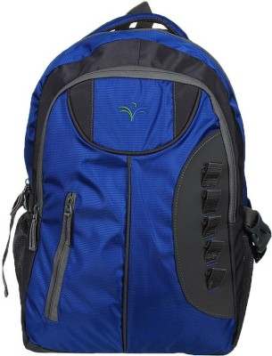 Goldendays Gold366Blue 9.4 L Laptop Backpack