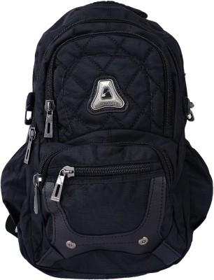 Super Drool Black Trek and Travel 8 L Backpack