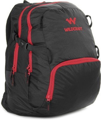 Wildcraft Pradis Backpack(Black)