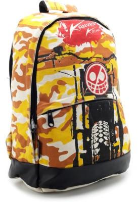 Kanvas Katha KKMBK002E 5 L Laptop Backpack